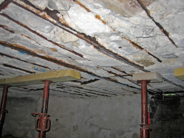 Corrosión del acero (oxidación)